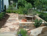 see different types of stone for patios