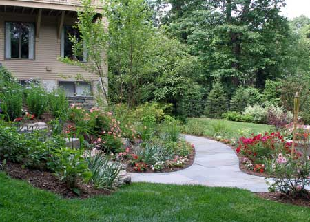 Creative Backyard Landscape Design Ideas on Backyard Landscape Design  id=47095