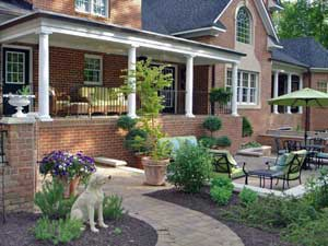Back Yard Patio Landscaping Ideas