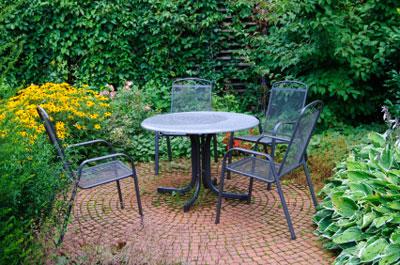 Great Backyard Patio Landscaping Design Ideas