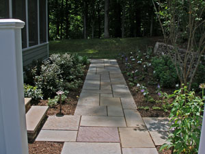Bluestone Walkway Tips And Photos