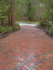 Driveway Brick Designs And Pictures