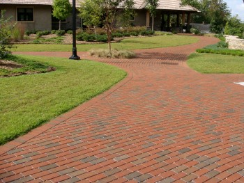 Pine Hall Brick Permeable Clay Paver