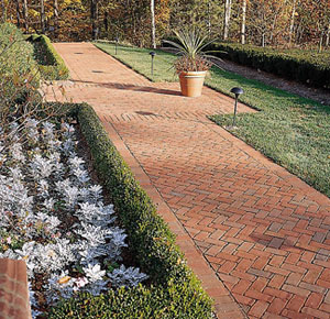 Marvelous Brick Walkways Pictures, Designs And Ideas