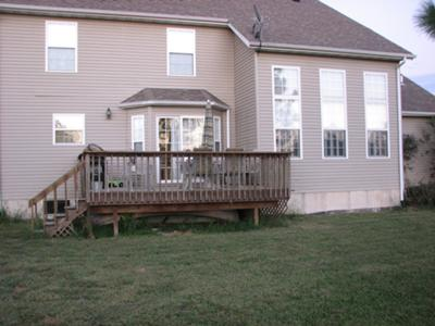 Creating a new deck or patio?