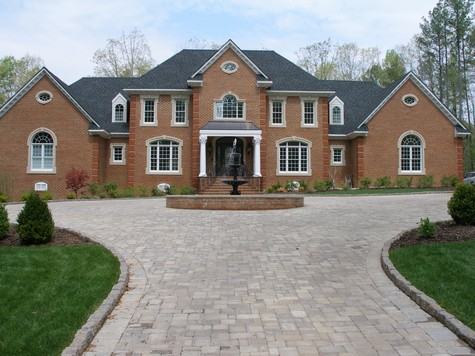 Driveway Design Layout Landscaping Ideas