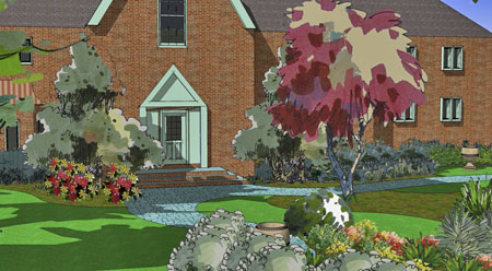 Create Front Yard Curb Appeal