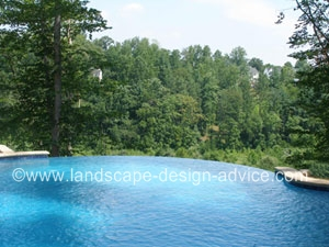 Negative Or Vanishing Edge Pool. Infinity Edge Pool Pictures
