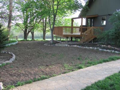 Landscaping Ideas For Shaded Backyard Pdf