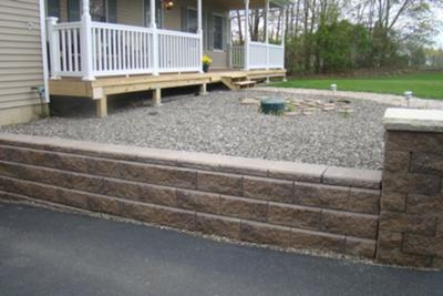 Landscaping a Front Porch