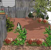Landscaping Ideas For Townhouse Backyards Pdf