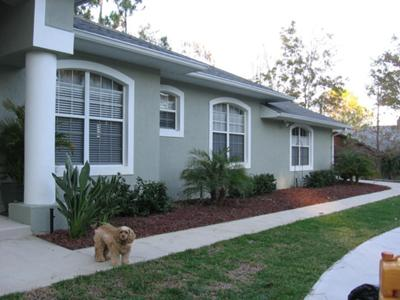rolland asley landscaping front of house pictures