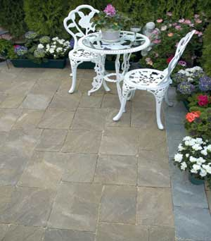 Here are some large size pavers.