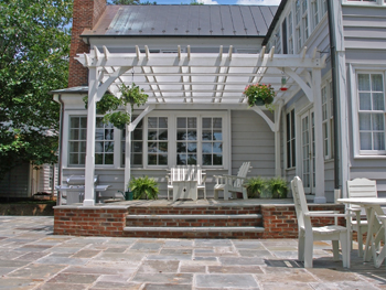 Superieur Here Are A Few More Photos Of This Pergola And Patio Design.