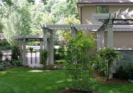 Creative Backyard Landscape Design Ideas