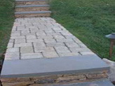 Paver walkway photos