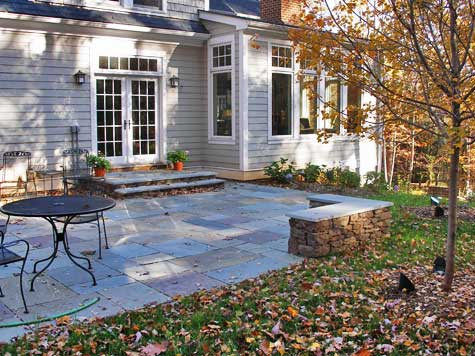 Nice But Patio Costs Can Be Reduced By Having A Smaller