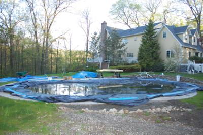 Pool Fence Ideas Fencing Around A Swimming