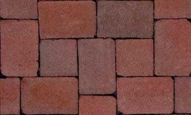 Pine Hall brick called City Cobble.